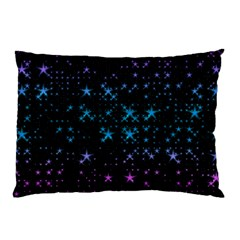 Stars Pattern Seamless Design Pillow Case (two Sides)