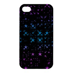 Stars Pattern Seamless Design Apple Iphone 4/4s Hardshell Case