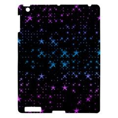 Stars Pattern Seamless Design Apple Ipad 3/4 Hardshell Case