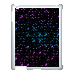 Stars Pattern Seamless Design Apple Ipad 3/4 Case (white)