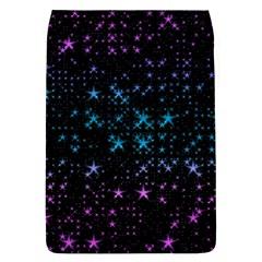 Stars Pattern Seamless Design Flap Covers (l)