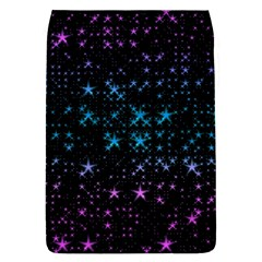 Stars Pattern Seamless Design Flap Covers (S)