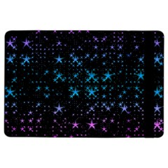 Stars Pattern Seamless Design Ipad Air 2 Flip