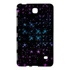 Stars Pattern Seamless Design Samsung Galaxy Tab 4 (7 ) Hardshell Case