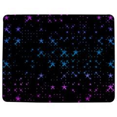 Stars Pattern Seamless Design Jigsaw Puzzle Photo Stand (rectangular)
