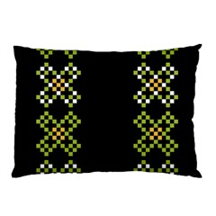 Vintage Pattern Background  Vector Seamless Pillow Case