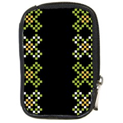 Vintage Pattern Background  Vector Seamless Compact Camera Cases