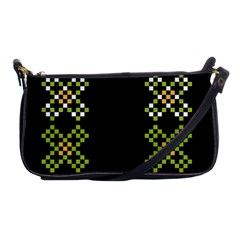 Vintage Pattern Background  Vector Seamless Shoulder Clutch Bags