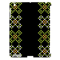 Vintage Pattern Background  Vector Seamless Apple Ipad 3/4 Hardshell Case (compatible With Smart Cover)