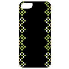 Vintage Pattern Background  Vector Seamless Apple Iphone 5 Classic Hardshell Case