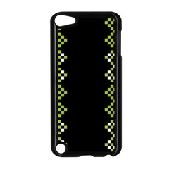 Vintage Pattern Background  Vector Seamless Apple Ipod Touch 5 Case (black)