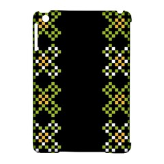 Vintage Pattern Background  Vector Seamless Apple Ipad Mini Hardshell Case (compatible With Smart Cover)