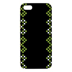 Vintage Pattern Background  Vector Seamless Apple Iphone 5 Premium Hardshell Case