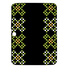 Vintage Pattern Background  Vector Seamless Samsung Galaxy Tab 3 (10 1 ) P5200 Hardshell Case