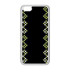 Vintage Pattern Background  Vector Seamless Apple Iphone 5c Seamless Case (white)