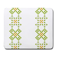Vintage Pattern Background  Vector Seamless Large Mousepads