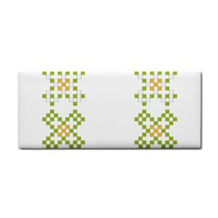 Vintage Pattern Background  Vector Seamless Cosmetic Storage Cases