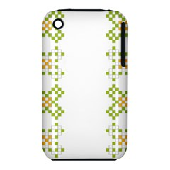 Vintage Pattern Background  Vector Seamless Iphone 3s/3gs