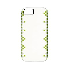 Vintage Pattern Background  Vector Seamless Apple Iphone 5 Classic Hardshell Case (pc+silicone)