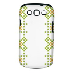 Vintage Pattern Background  Vector Seamless Samsung Galaxy S Iii Classic Hardshell Case (pc+silicone)