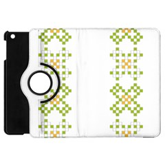 Vintage Pattern Background  Vector Seamless Apple Ipad Mini Flip 360 Case