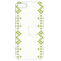 Vintage Pattern Background  Vector Seamless Apple Iphone 5 Hardshell Case With Stand