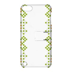 Vintage Pattern Background  Vector Seamless Apple Ipod Touch 5 Hardshell Case With Stand