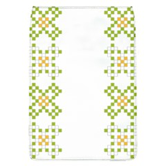 Vintage Pattern Background  Vector Seamless Flap Covers (l)