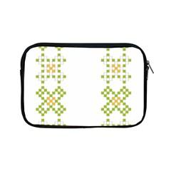 Vintage Pattern Background  Vector Seamless Apple Ipad Mini Zipper Cases
