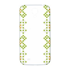 Vintage Pattern Background  Vector Seamless Samsung Galaxy S4 I9500/i9505  Hardshell Back Case