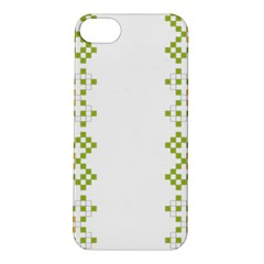 Vintage Pattern Background  Vector Seamless Apple Iphone 5s/ Se Hardshell Case