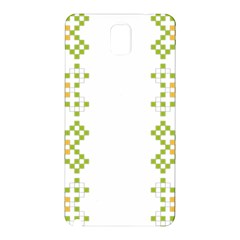Vintage Pattern Background  Vector Seamless Samsung Galaxy Note 3 N9005 Hardshell Back Case