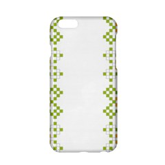 Vintage Pattern Background  Vector Seamless Apple Iphone 6/6s Hardshell Case