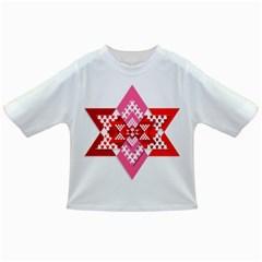Valentine Heart Love Pattern Infant/Toddler T-Shirts