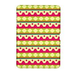 Tribal Pattern Background Samsung Galaxy Tab 2 (10 1 ) P5100 Hardshell Case