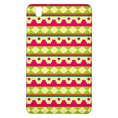 Tribal Pattern Background Samsung Galaxy Tab Pro 8 4 Hardshell Case