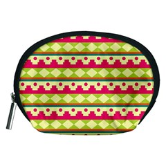 Tribal Pattern Background Accessory Pouches (medium)