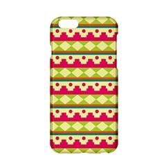 Tribal Pattern Background Apple Iphone 6/6s Hardshell Case