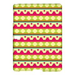 Tribal Pattern Background Samsung Galaxy Tab S (10 5 ) Hardshell Case