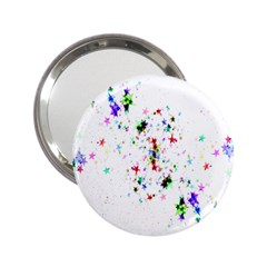 Star Structure Many Repetition 2.25  Handbag Mirrors