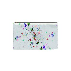 Star Structure Many Repetition Cosmetic Bag (small)