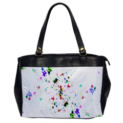Star Structure Many Repetition Office Handbags