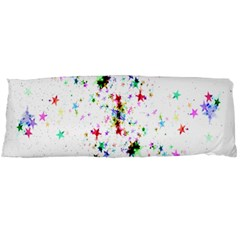 Star Structure Many Repetition Body Pillow Case (dakimakura)