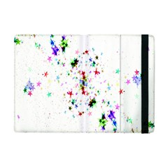 Star Structure Many Repetition Apple Ipad Mini Flip Case