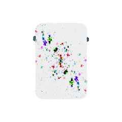 Star Structure Many Repetition Apple Ipad Mini Protective Soft Cases