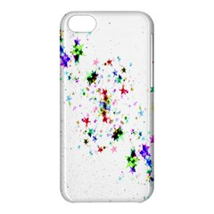 Star Structure Many Repetition Apple Iphone 5c Hardshell Case