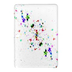 Star Structure Many Repetition Samsung Galaxy Tab Pro 10.1 Hardshell Case