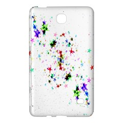 Star Structure Many Repetition Samsung Galaxy Tab 4 (8 ) Hardshell Case