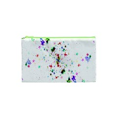 Star Structure Many Repetition Cosmetic Bag (xs)