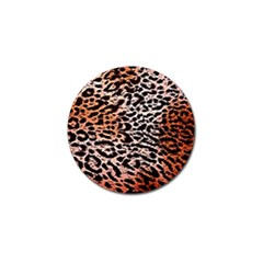 Tiger Motif Animal Golf Ball Marker (10 Pack)